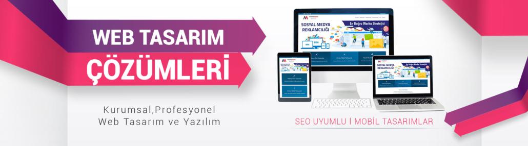 Bakırköy Web Tasarım - Kurumsal Web Sitesi Yazılımı